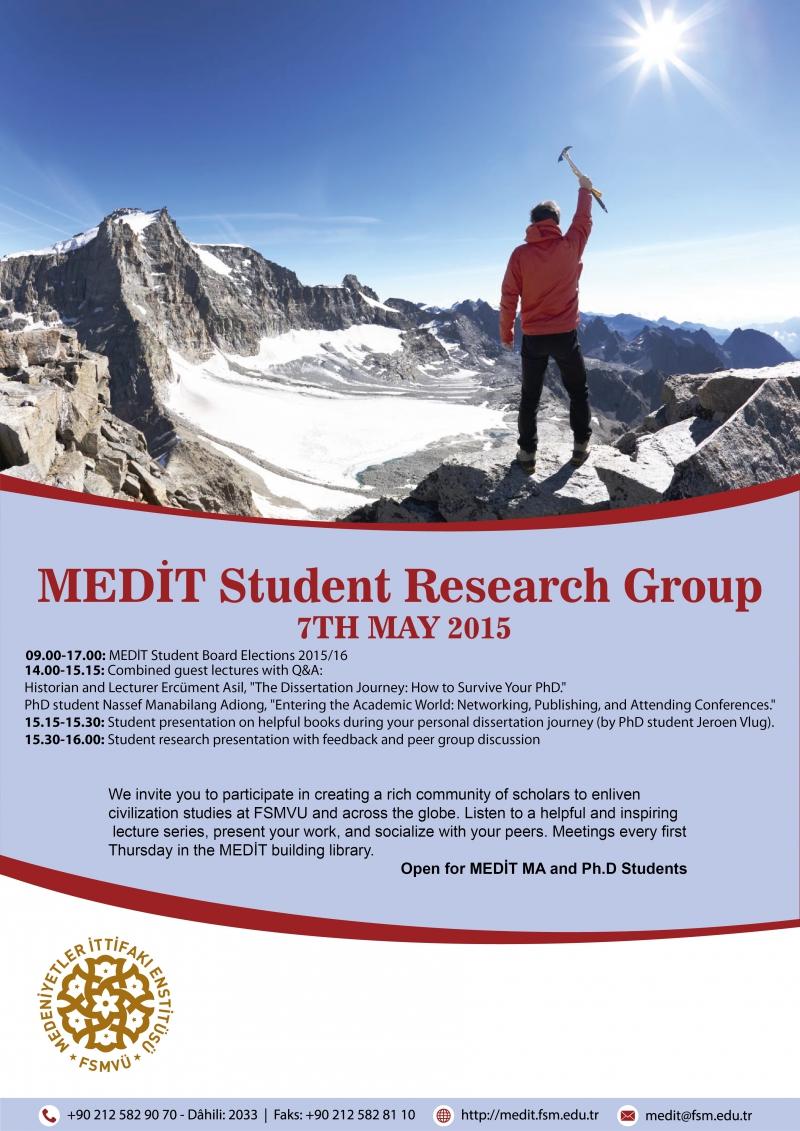 Dissertation Journey